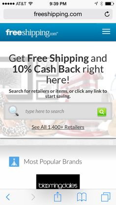 Mommy Katie: Tis the Season to Get Free Shipping + 10% Cash Back from FreeShipping.com #LoveFreeShipping #CleverGirls #ad