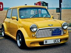 Oh my days! That's 1 gorgeous Body Kitted Wide Arched Wednesday Mini!
