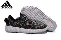 official photos 2a289 4e886 Men s Adidas Yeezy Boost 350 Shoes Khaki Green AQ4842,Adidas-Yeezy Shoes  Sale Online