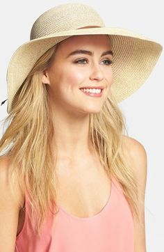 Nordstrom Multicolor Floppy Hat available at #Nordstrom