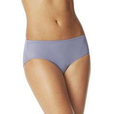 Warner's No Wedgies No Worries Hipster 5639 - Women's, Natural