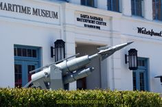 SBMM Maritime Museum, Santa Barbara, Fighter Jets, Aircraft, Places, Aviation, Airplanes, Hunting, Airplane