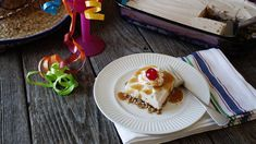 Enjoy all the flavors of Mexican fried ice cream in this easy layered 13 x 9 dessert.