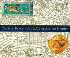 Amazon.com: The New Penguin Atlas of Ancient History: Revised Edition (9780140513486): Colin McEvedy, John Woodcock: Books