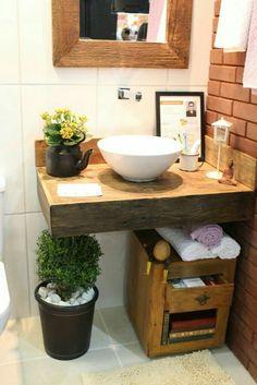 16 Greatest Small Bathroom Storage Ideas That You Will Get Mesmerized! Bathroom Wall Storage, Diy Bathroom, Bathroom Toilets, Bathroom Inspiration, Sweet Home, House Design, Decoration, Interior Design, Home Decor