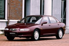 Mazda Xedos 6 - One of the most beautiful cars ever designed... IMHO