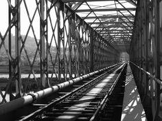 Мост. Bridge. Eiffel bridge in Caminha