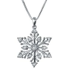I won't lie, but I love snowflake jewelery, especially earrings!  But nothing plastic, all bling!!!