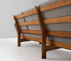 Hans Wegner Four-Seat Sofa GE 236/4 for GETAMA image 9