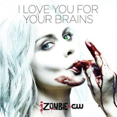 great show, great rose mciver! Rose Mciver, Rob Thomas, The Cw, Izombie Serie, I Zombie, Tv Seasons, Me Tv, New Shows, Ouat
