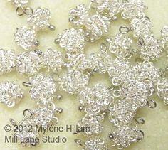Mill Lane Studio: Great Balls of Wire! (coiling gizmo)