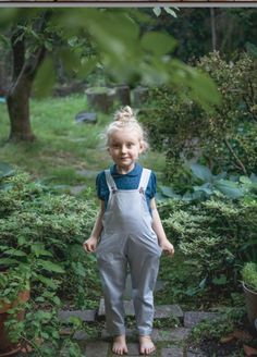 Girls are strong kids fashion collection by Oeuf NYC for spring 2015