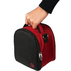 Red Slim Holster Camera Bag Carrying Case « MyStoreHome.com – Stay At Home and Shop