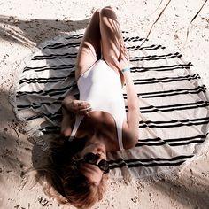More looks by Lelde Garanca: http://lb.nu/shewearsblack  #bohemian #casual #minimal #baywatch #swimwear #swimsuit #latvian #blonde #beachbody