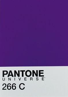 Pantone Purple 266 C