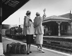 Travel Light for Whitsun - pub. 1950 Lee Miller