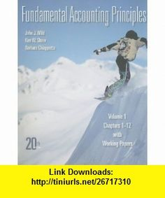 Managerial accounting 14th edition solutions managerial accounting loose leaf fundamental accounting principles with connect plus a book by john wild ken shaw barbara chiappetta fandeluxe Gallery