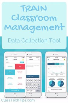 TRAIN Classroom Management Data Collection Tool