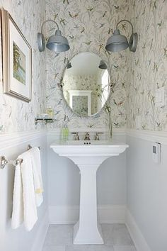 Get Inspired | Sarah Richardson Design...So fresh and airy!!