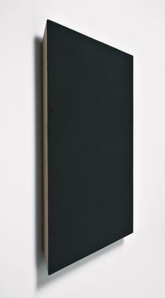 Günter UmbergUntitled, 2005Pigment and dammar on wooden panel67 x 60.5 cm