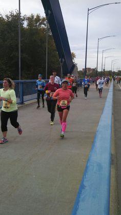 Des Moines marathon..