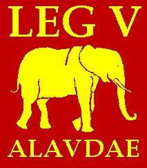 Legio V Alaudae - Wikipedia