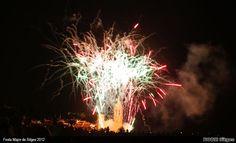 fuegos artificiales Sitges 2016 Un año más llega el esperado día del Castell de…