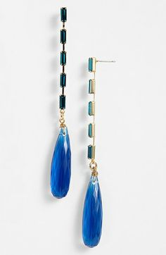 Natasha Couture 'Bauble' Drop Earrings @ Nordstrom - Gift I'd love to give bridesmaid