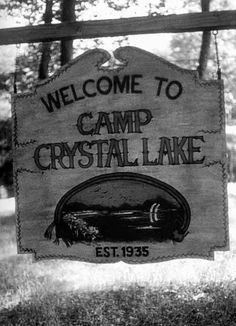 Welcome to Camp Crystal Lake - Friday the 13th (1980)
