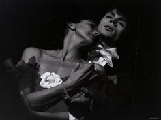 Margot Fonteyn and Rudolf Nureyev in Marguerite & Armand - La Dame aux Camelias
