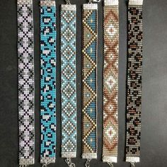 #bracelet #indigenous #embera #design #mostacilla PREGUNTA.. Envíos de nuestra #artesania a todo mundo