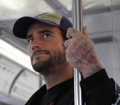 I <3 CM Punk. He's Adorable!!!