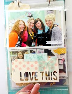 insta-love make pretty stuff mini album  @kimjeffress @heidiswapp #heidiswapp #heidisfavoritethings #DIY #scrapbooking