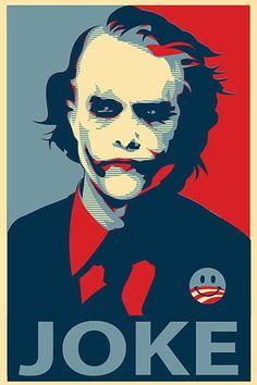 Parodias de Hope, el anuncio de Obama > Choosa.net