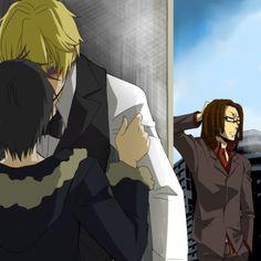 shizuo x izaya - Pesquisa Google - durarara - yaoi - moe - kawaii - bl - boys love - anime - mangá