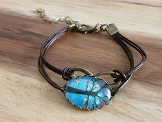 Turquoise Bracelet, Etsy, Bracelets, Jewelry, Fashion, Wristlets, Bangles, Jewellery Making, Moda