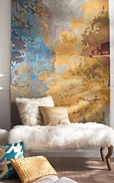 Get ready to stretch your imagination with our gorgeous David Bromstad Devon Rug.