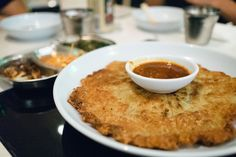 LA Cray !!! POT Roy Choi's Take On Korean Hot Pot !!! Potato Pancake !!!