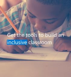 Trying to make your classroom more inclusive and accessible? Check out these free assistive tech lessons and get the tools to help you meet the needs of all your students. Visual Learning, Learning Tools, Fun Learning, Modern Classroom, Professional Learning Communities, Student Voice, Inclusive Education, Inclusion Classroom, Education For All