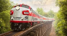 Ride The My Old Kentucky Dinner Train Through Bourbon Country~ Located in Bardstown, the bourbon capital of the world, the Dinner Train brings guests . Dinner Train, Trains, Mystery Train, Best Bourbons, Railroad Companies, Train Rides, Train Trip, Tecno, Train Travel