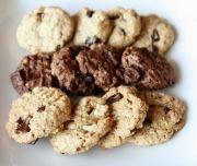 Csokis-kókuszos cookie Zelleitündi módra