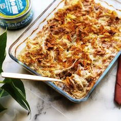 Whole30 Tuna No Noodle Casserole