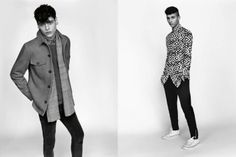 Topman Summer 2014 Men's Lookbook   FashionBeans.com