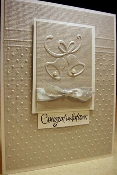 cuttlebug card ideas | Card Ideas Wedding, Anniversary, Love