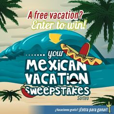 Enter now! Hacienda Tres Rios' Your Mexican Vacation Sweepstakes All Inclusive Deals, Cancun All Inclusive, Riviera Maya, Vacation Sweepstakes, Mayan Cities, Vacation Resorts, Vacation Packages, Tulum, Night Life