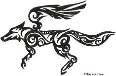 Tribal Starfox Logo by Hylianwolf on DeviantArt Star Tattoos, Tribal Tattoos, Sleeve Tattoos, Fox Mccloud, Deviantart Tattoo, Fox Series, Custom Consoles, Tribal Symbols, Star Fox