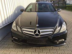 Mercedes-Benz E 350 als Sportwagen/Coupé in Berlin Benz E, Mercedes Benz, Euro, Vehicles, Cutaway, Sport Cars, Car, Vehicle, Tools