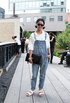 Summer Street Style From New York   StyleCaster