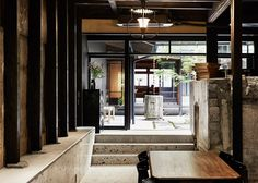 """Guesthouse opens inside revamped century-old """"machiya"""" house in Kyoto"""