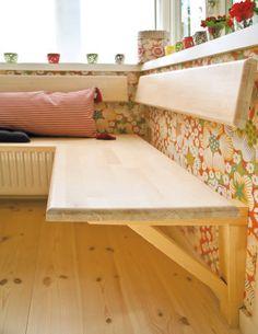Bygg en långbänk | Möbler | Inredning | viivilla.se